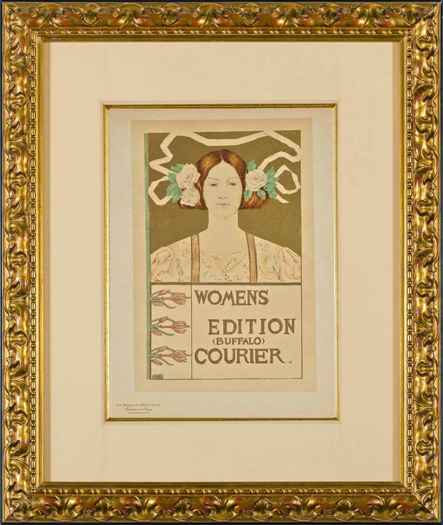 Women's Edition Courier (Plate 60)