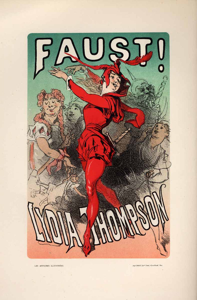 Faust! - Lydia Thompson
