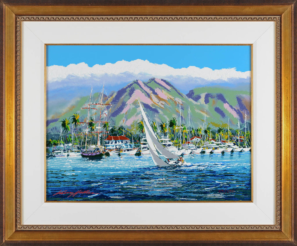 Kerry_Hallam_Ocean_ Breeze_ (Lahaina_ Harbor)