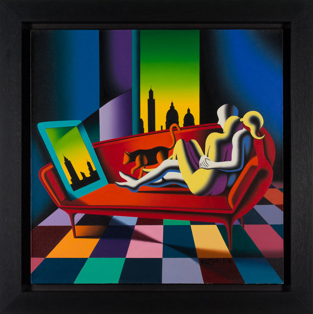Mark Kostabi - Beyond the Dream