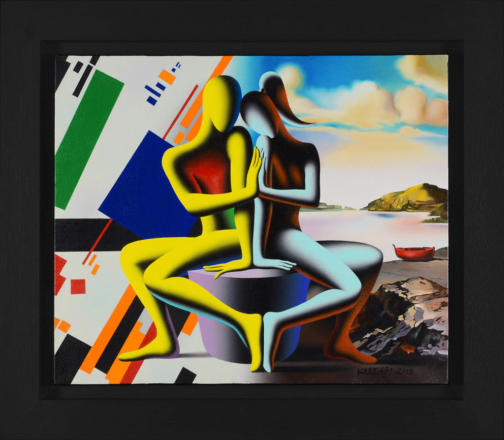 Mark_Kostabi_Embracing_Diversity