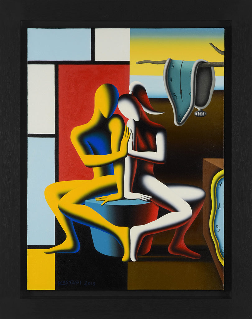 Mark_Kostabi_Marguerites_Reverie