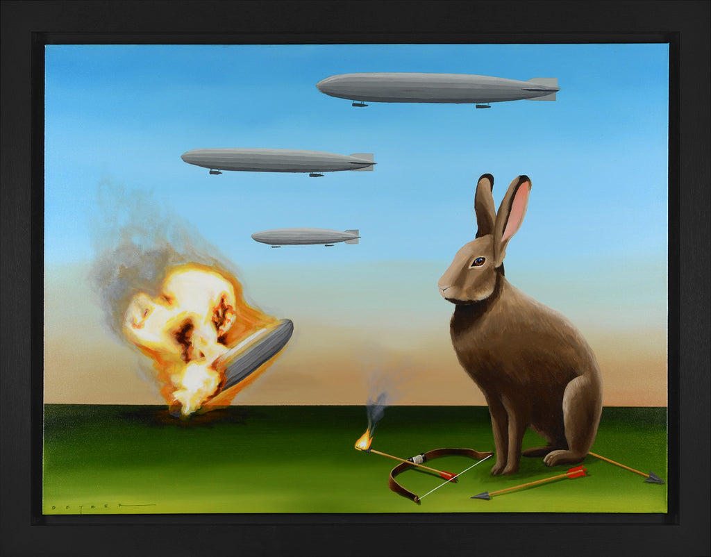 Robert_Deyber_Bad_Hare_Day_XXXV_blimps
