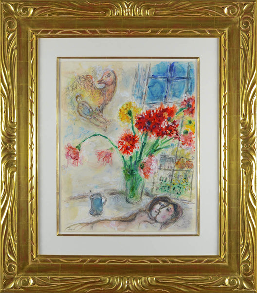 marc-chagall-lovers-in-bouquet-of-dahlias
