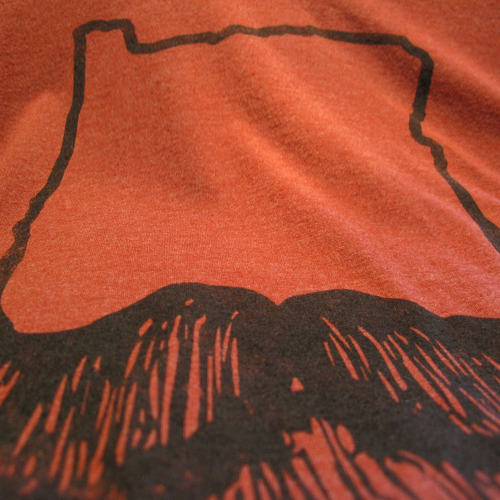 Oregon Bearded One Shirt - Clay