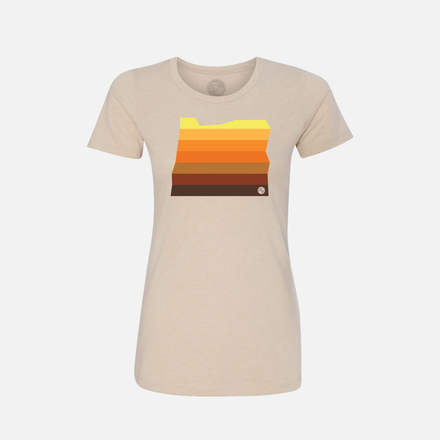 Oregon Vibes Tee (Women's)