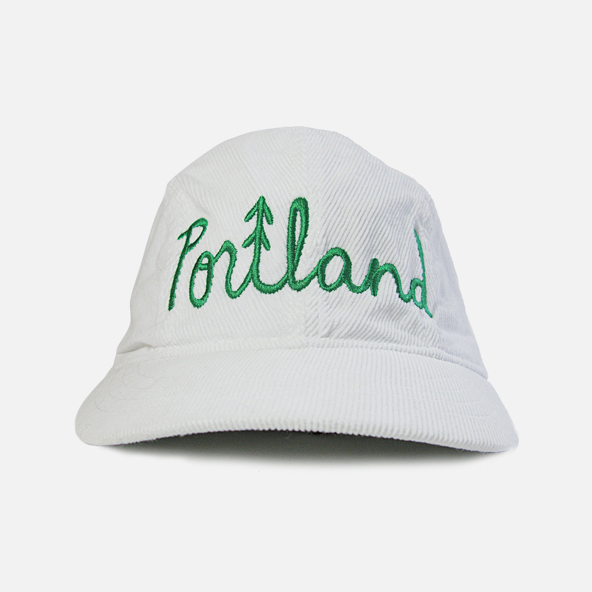 Portland Corduroy Short Bill Hat (Women's Fitted)