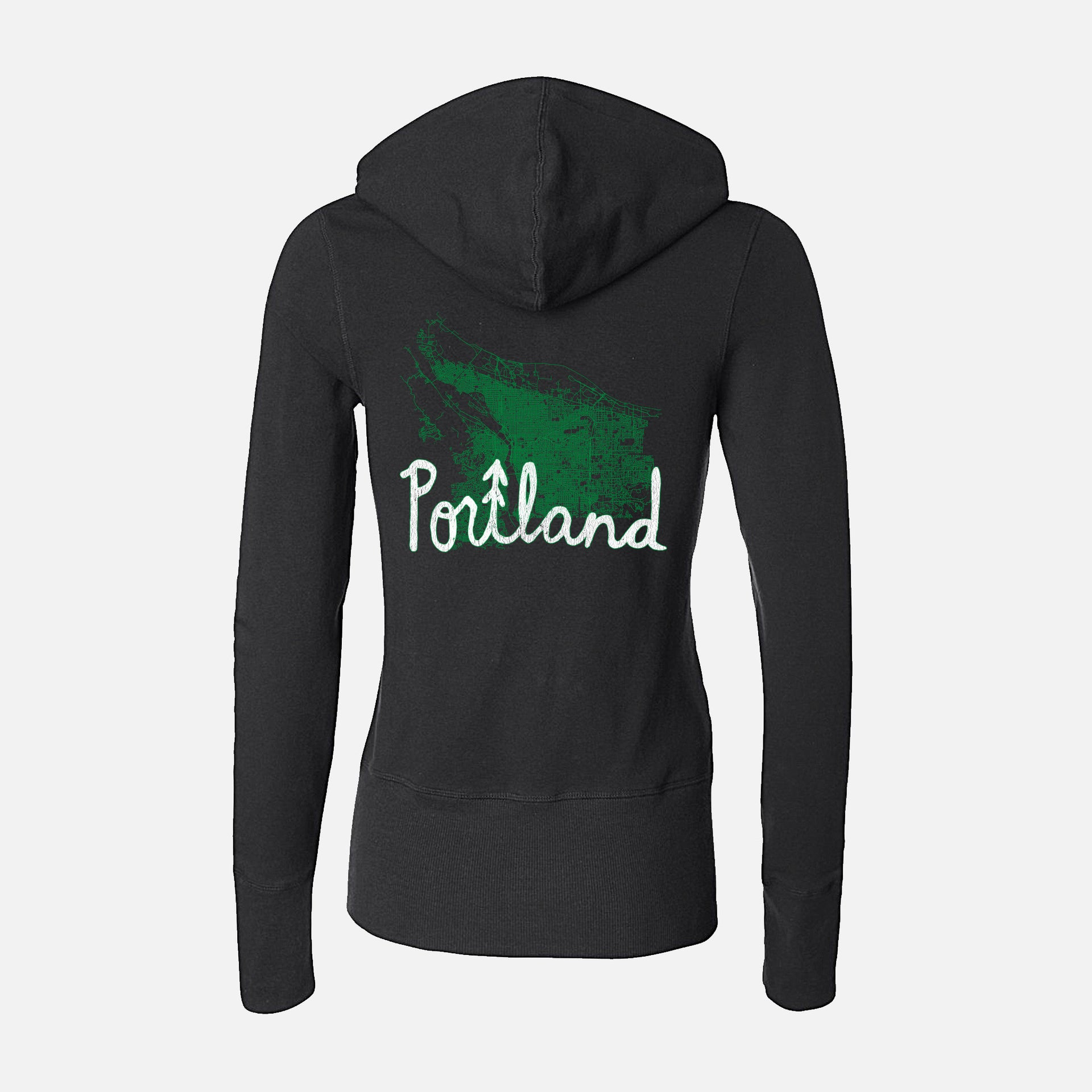 City Limits Zip Hoodie (Women's)