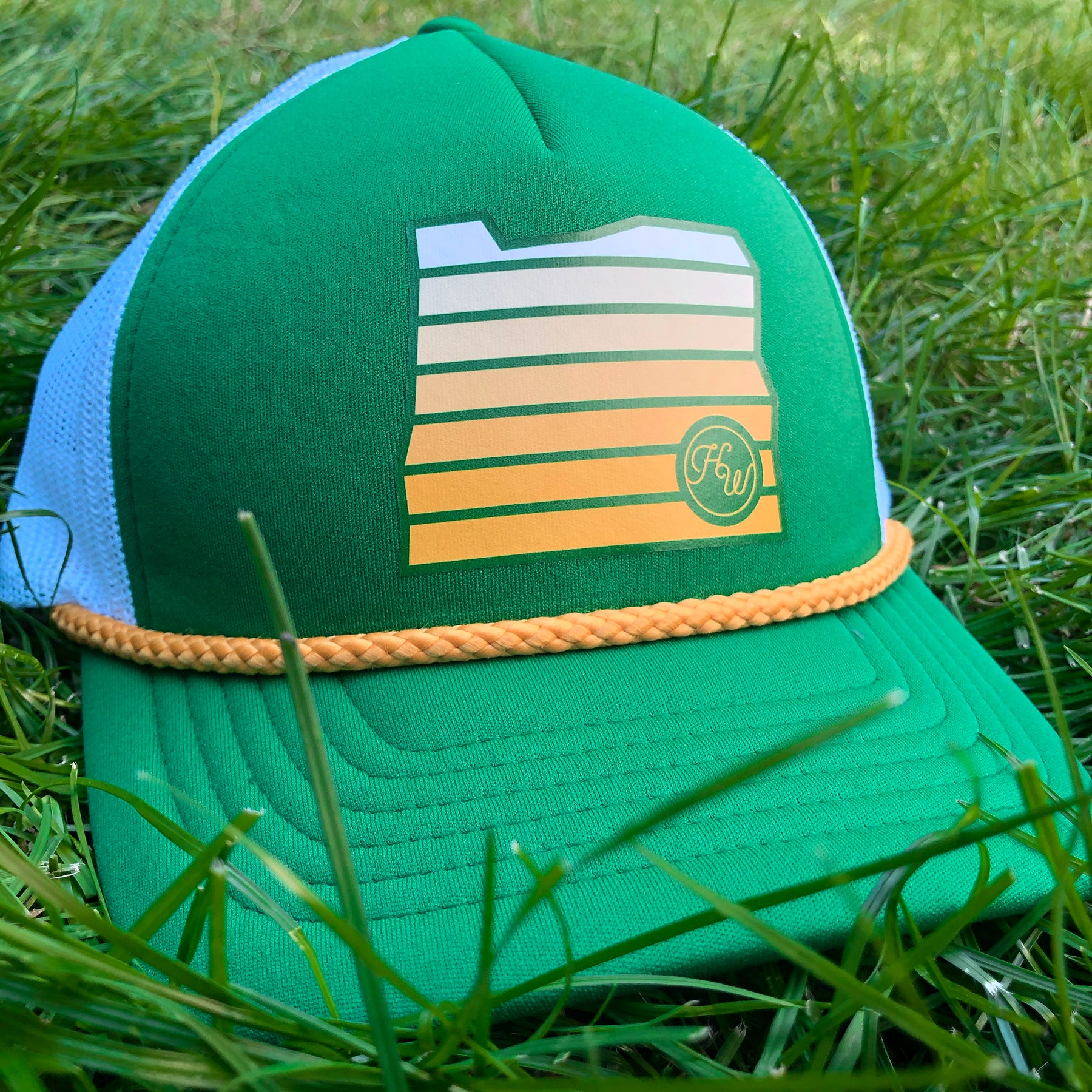 Oregon Wonder Mesh Trucker