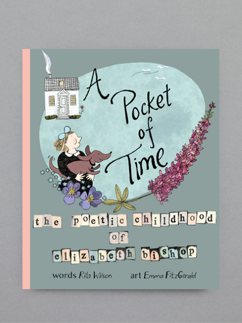 A Pocket of Time Children's Book by Emma Fitzgerald-Emma Fitzgerald-Sattva Boutique