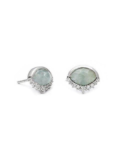 Leah Alexandra Anni Studs-Jewerly - Earrings-Sattva Boutique