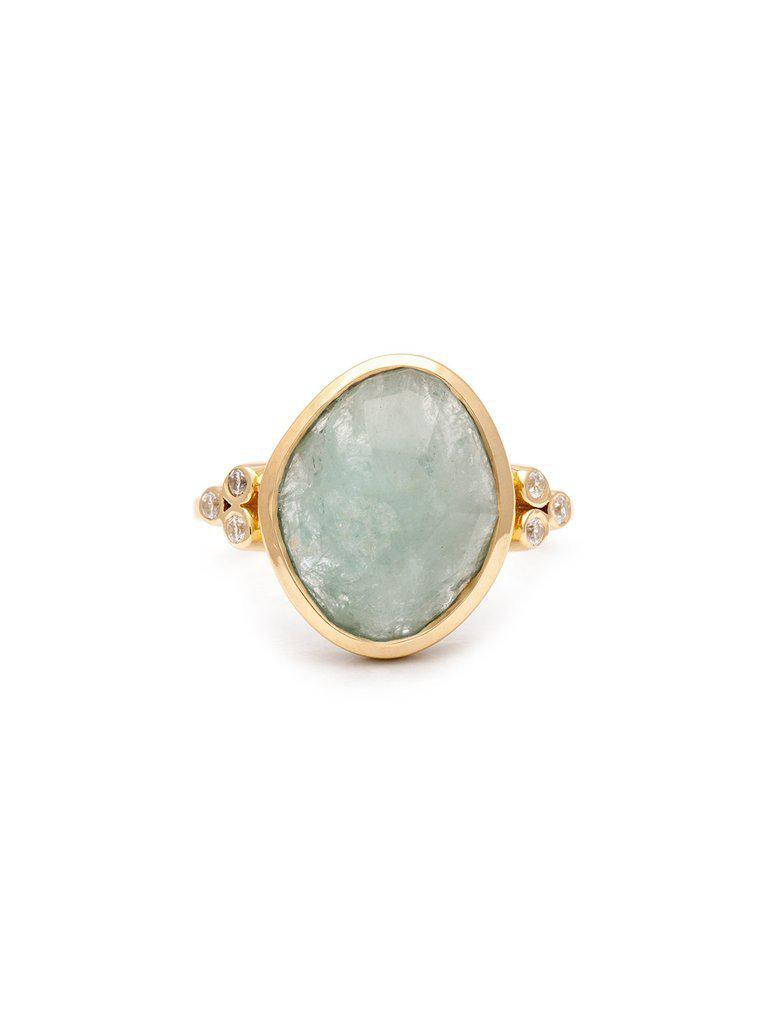 Anni Large Ring-Leah Alexandra-Sattva Boutique