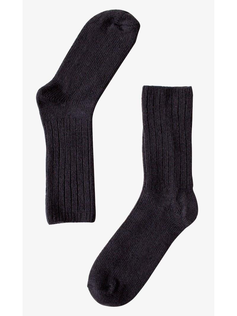 Bonnetier Merino and Lamb Wool Sock-Accessories-Sattva Boutique