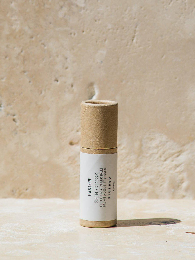 Skin Gloss + Sheer Tinted Balm Blushed-Harlow-Sattva Boutique