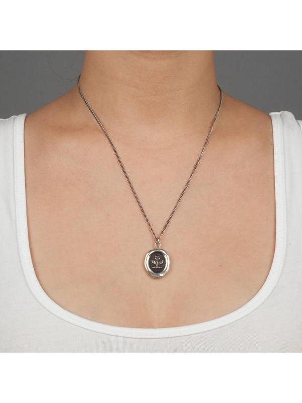 Pyrrha Beauty & Strength Necklace-Jewerly - Necklace-Sattva Boutique