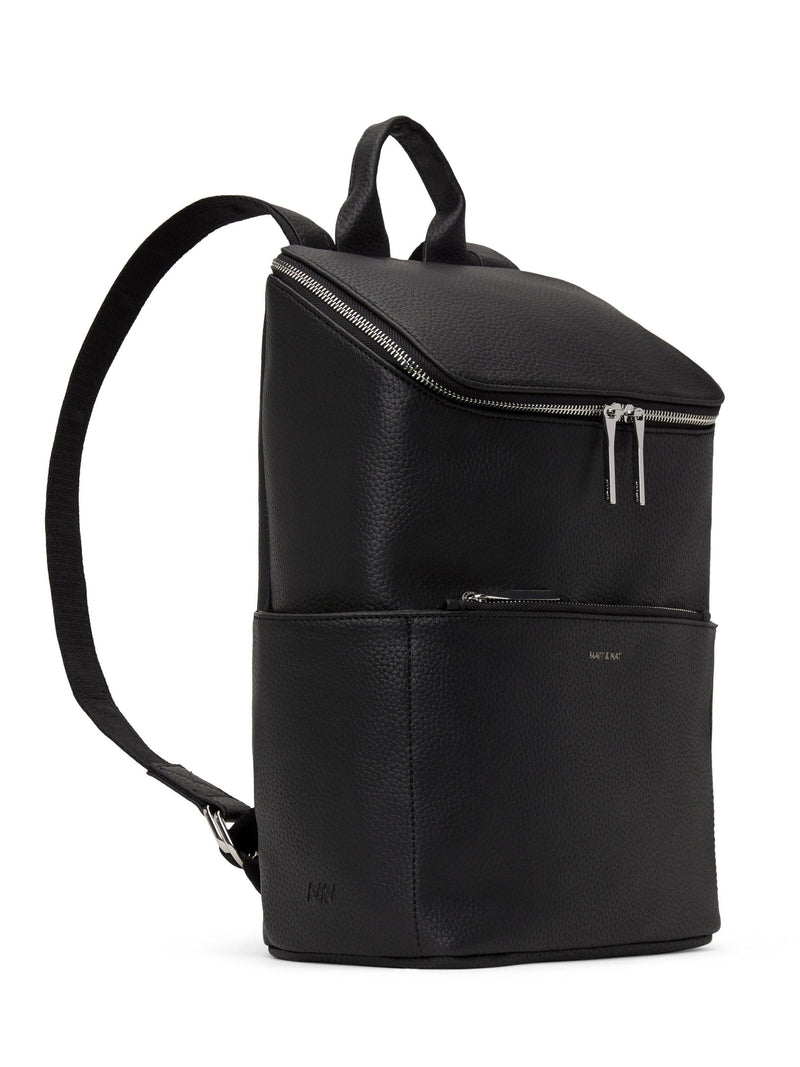 Brave Backpack Black-Matt and Nat-Sattva Boutique