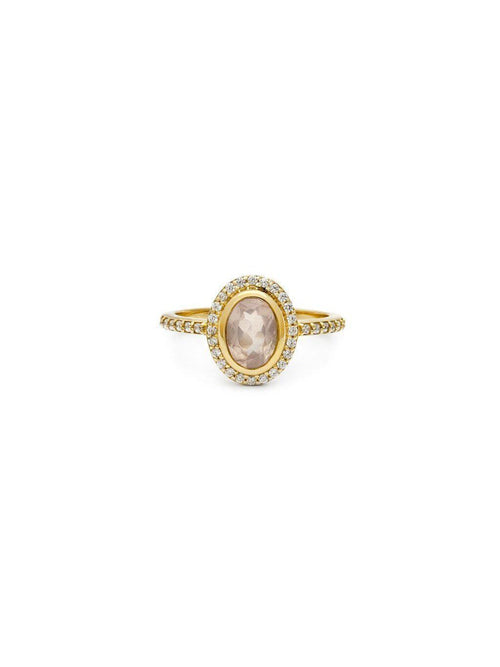 Leah Alexandra Cameo Ring-Jewerly - Rings-Sattva Boutique