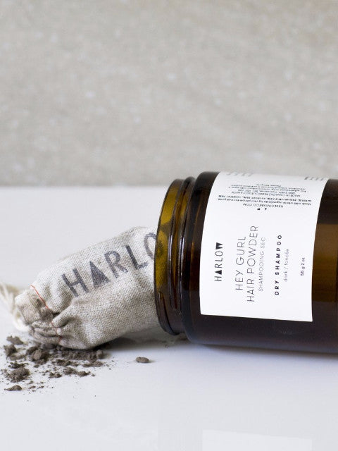 Harlow Hey Gurl Hair Powder Dry Shampoo-Beauty - Hair Care-Sattva Boutique