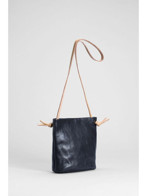 Luna Small Bag Black-ELK Leather-Sattva Boutique