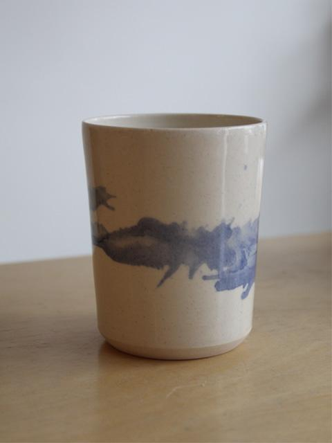 JAW Pottery Tumbler Mugs-Housewares - Ceramics-Sattva Boutique