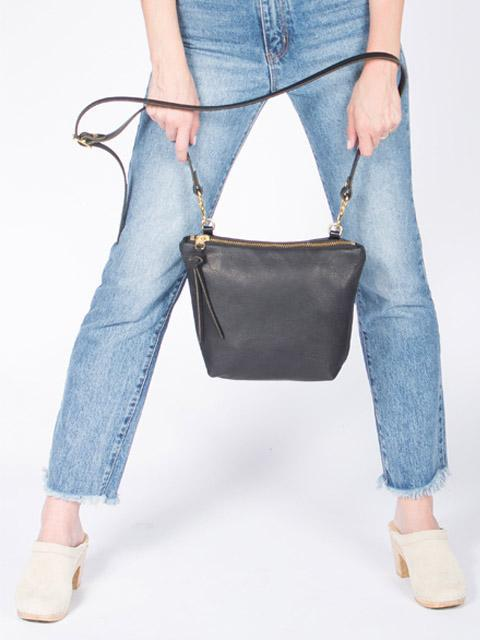 Eleven Thirty Melissa Mini Black-Bags-Sattva Boutique
