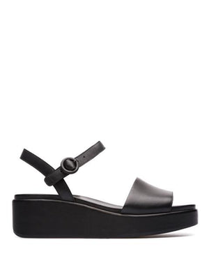 Camper Misia Sandal Black-Shoes - Sandals-Sattva Boutique