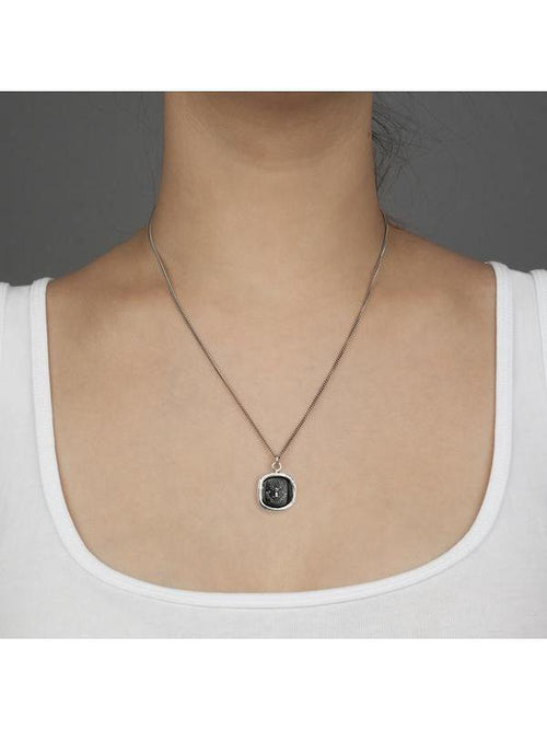 Pyrrha Inner Strength Necklace-Jewerly - Necklace-Sattva Boutique