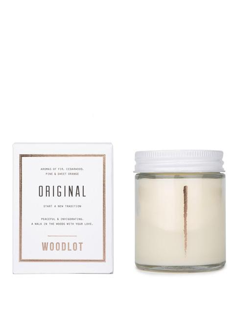 Candle Original-Woodlot-Sattva Boutique