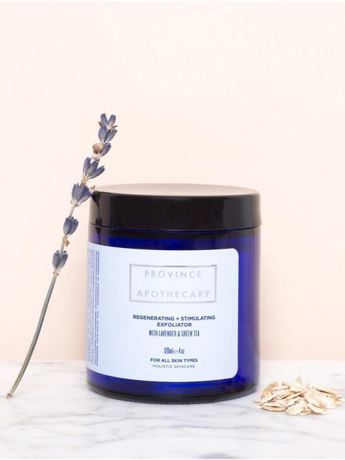 Province Apothecary Regenerating & Stimulating Exfoliator-Beauty - Skin Care-Sattva Boutique
