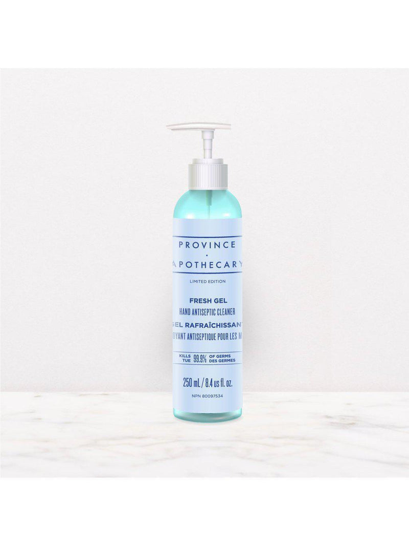 Province Apothecary Fresh Gel Hand Antiseptic Cleaner-Beauty - Body Care-Sattva Boutique
