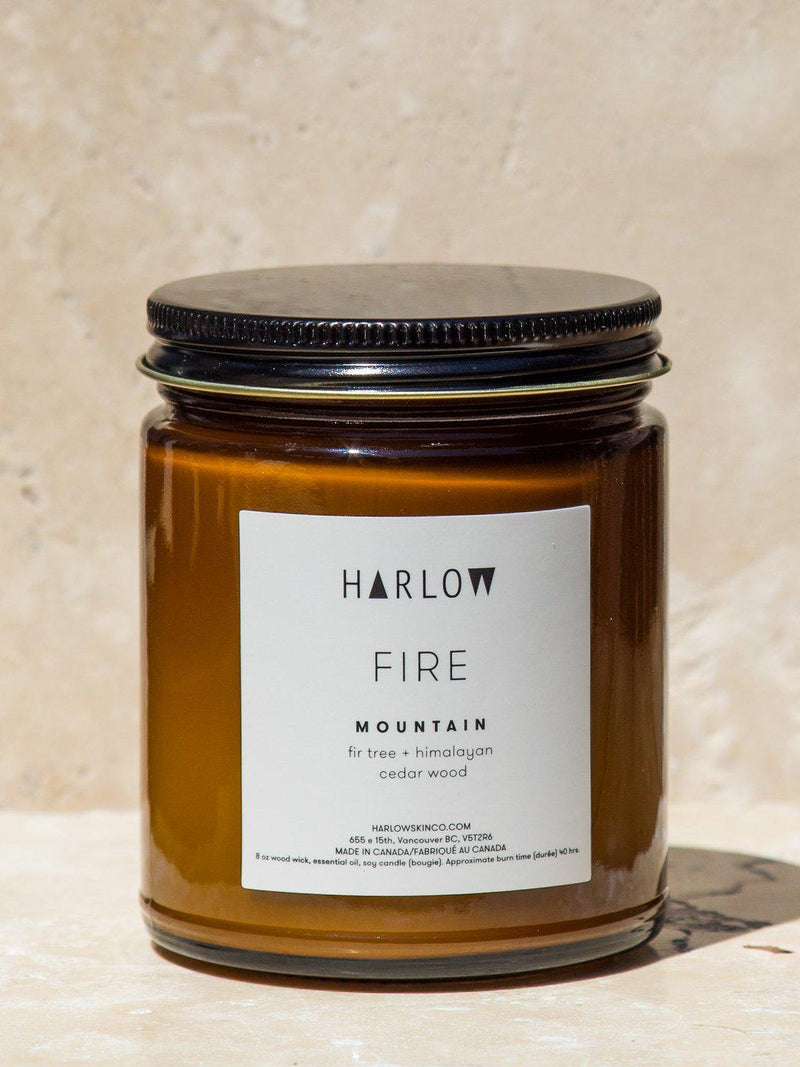 Fire Candle Mountain-Harlow-Sattva Boutique