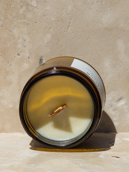 Fire Candle Mountain-Housewares - Candles & Scents-Sattva Boutique