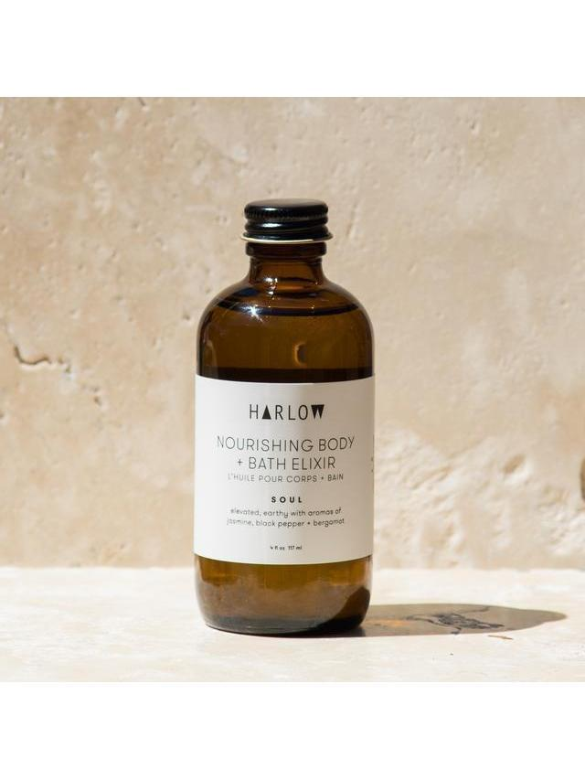Body + Bath Elixir Soul-Harlow-Sattva Boutique