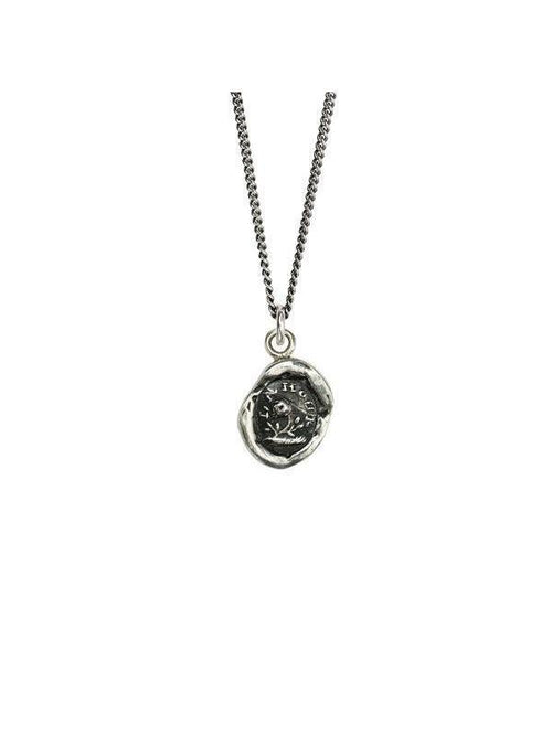 Pyrrha Love Necklace-Jewerly - Necklace-Sattva Boutique
