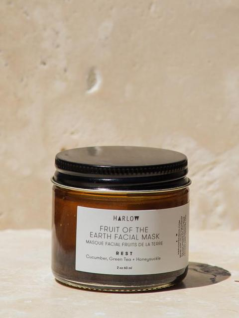 Fruit of the Earth Facial Mask Rest-Harlow-Sattva Boutique