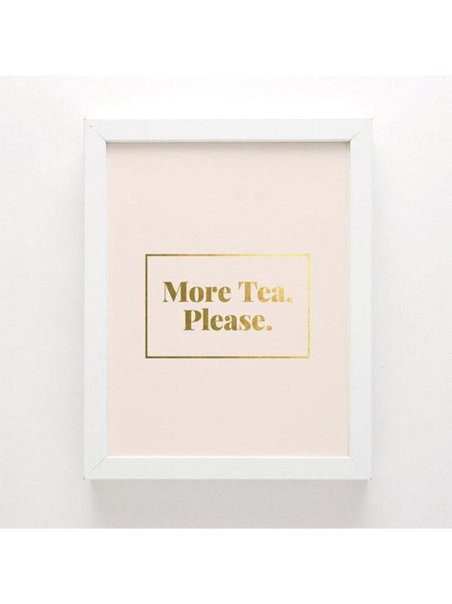 Swell Made Coffee/Tea Art Print-Housewares - Art-Sattva Boutique