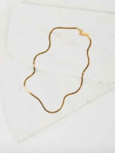 Amara Chain Gold-CoutuKitsch-Sattva Boutique
