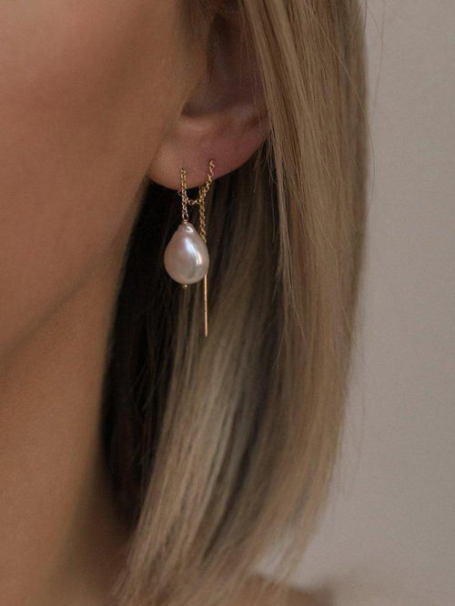 Leah Alexandra Threaders-Jewerly - Earrings-Sattva Boutique