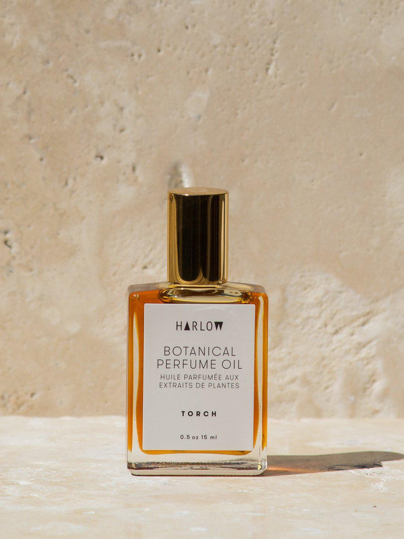 Botanical Perfume Oil-Harlow-Sattva Boutique