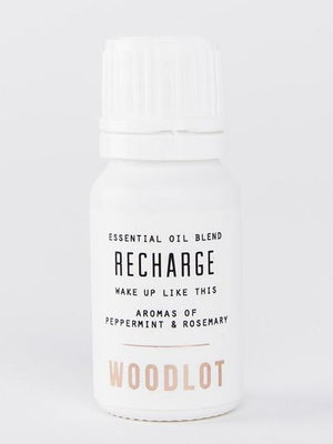 Woodlot Essential Oil Recharge-Beauty - Aroma Therapy-Sattva Boutique