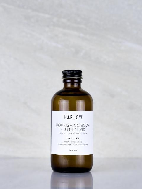 Harlow Body + Bath Elixir-Beauty - Skin Care-Sattva Boutique