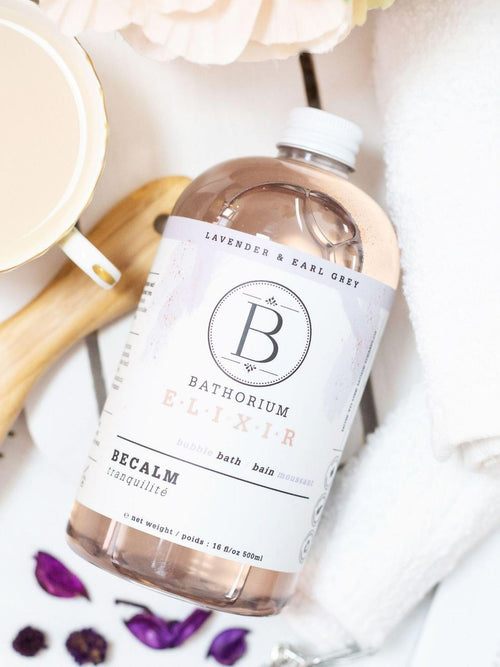 Be Calm Bubble Bath Elixir-Beauty - Body Care-Sattva Boutique