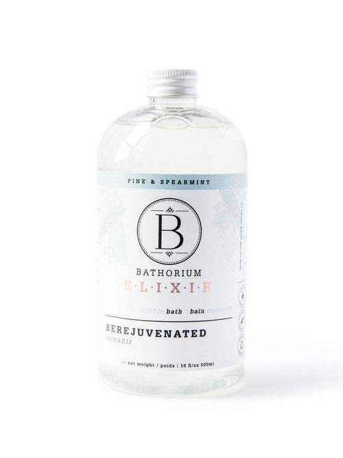 Be Rejuvenated Bubble Bath Elixir-Bathorium-Sattva Boutique