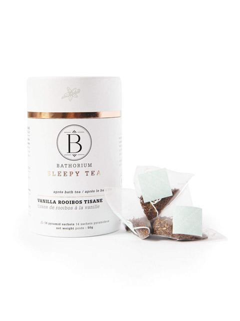 Vanilla Rooibos Tisane Sleepy Time Tea-Bathorium-Sattva Boutique