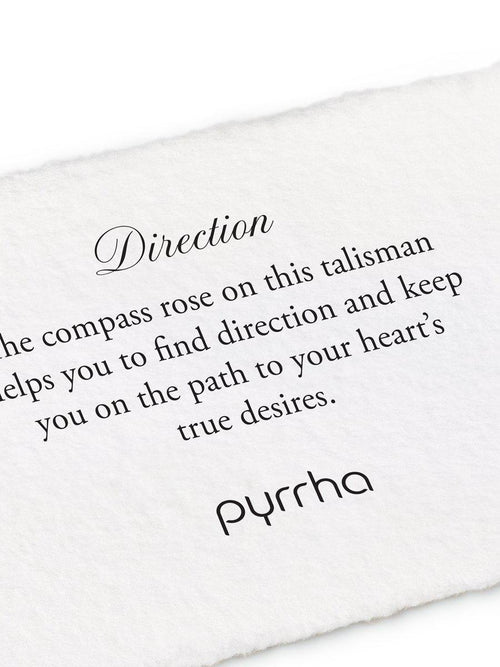 Direction Necklace Bronze-Pyrrha-Sattva Boutique