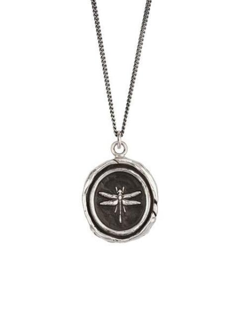 Dragonfly Necklace-Pyrrha-Sattva Boutique