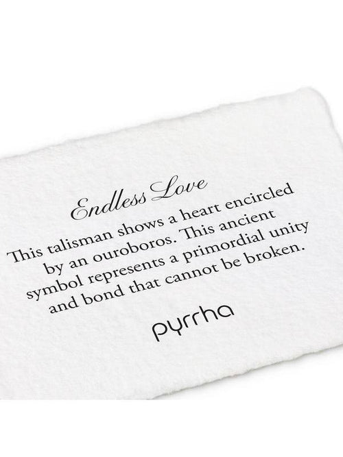 Pyrrha Endless Love Necklace-Jewerly - Necklace-Sattva Boutique