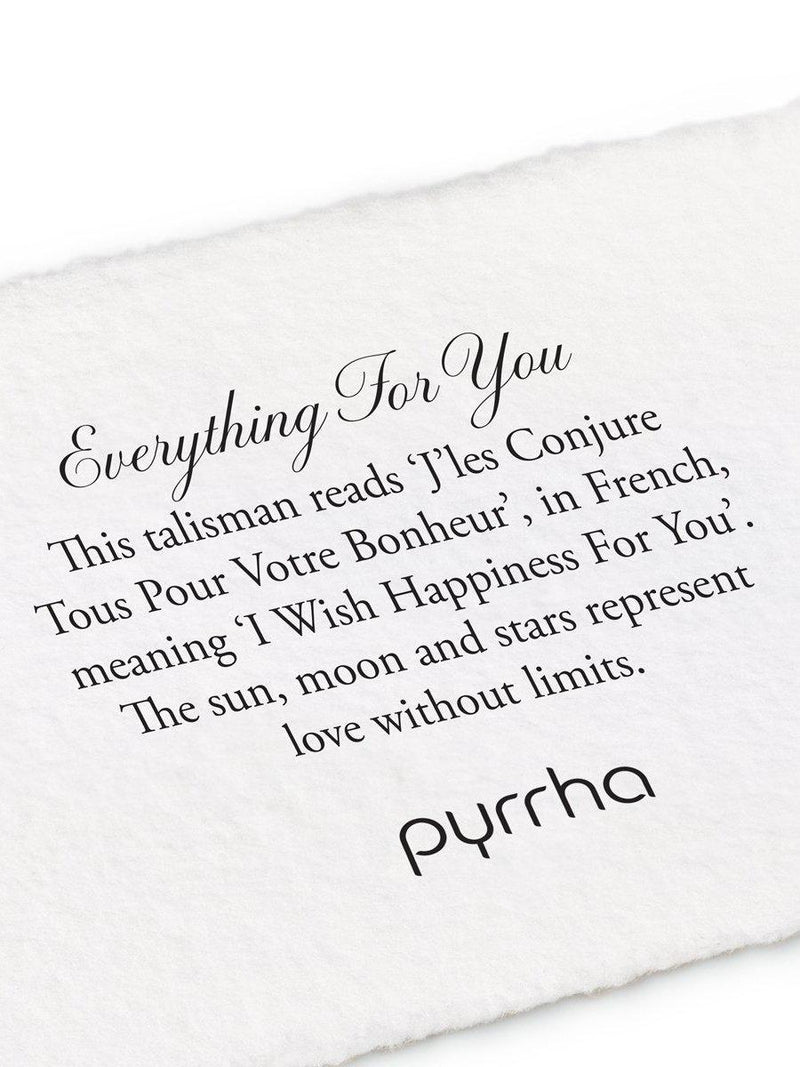 Everything for You Necklace-Pyrrha-Sattva Boutique