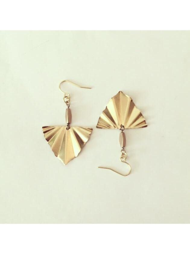 Darlings of Denmark Feeb Earrings-Jewerly - Earrings-Sattva Boutique