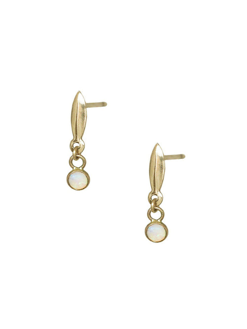 Edan Earrings Gold Filled-Hart + Stone-Sattva Boutique
